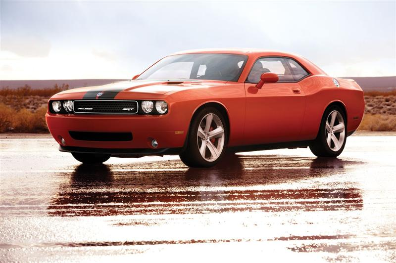 2008 Dodge Challenger SRT8