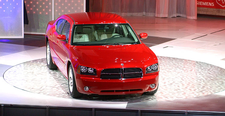 2010 Dodge Charger thumbnail image