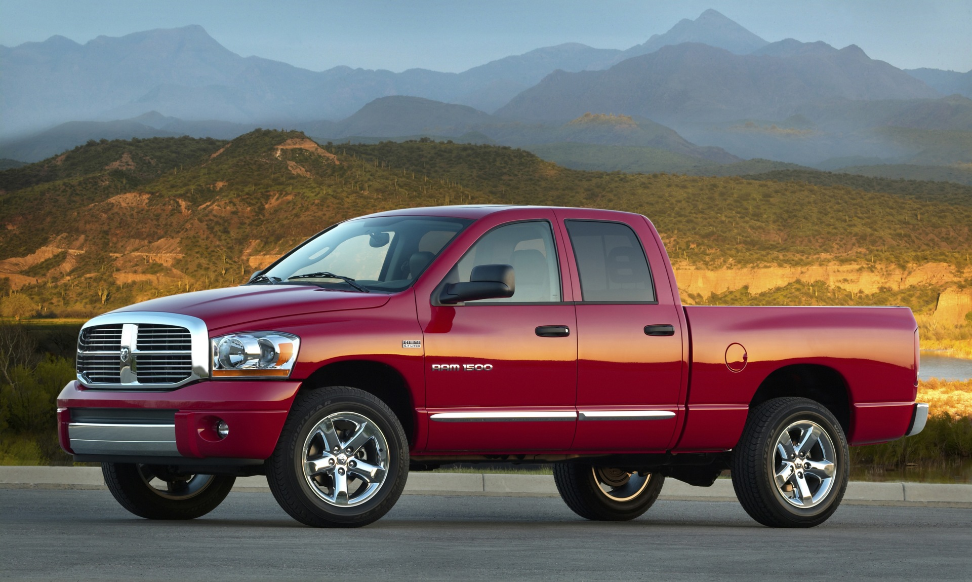 2008 dodge ram 1500 news and information. Black Bedroom Furniture Sets. Home Design Ideas