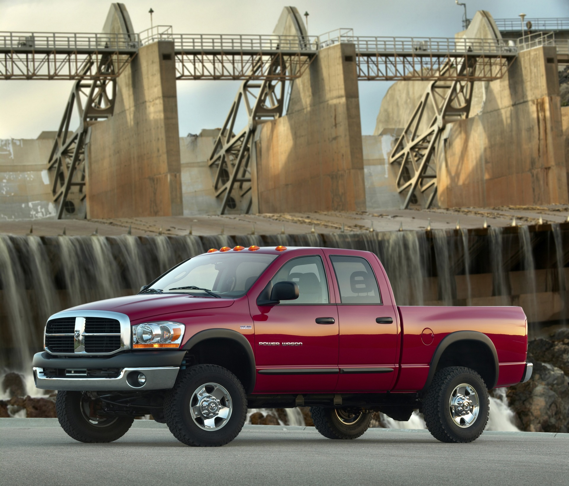 2008 Dodge Ram 2500/3500 News And Information