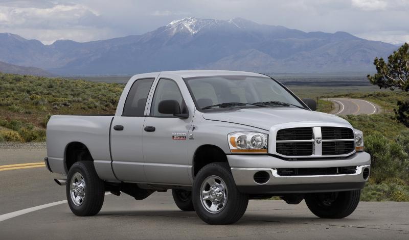 2008 Dodge Ram 2500/3500
