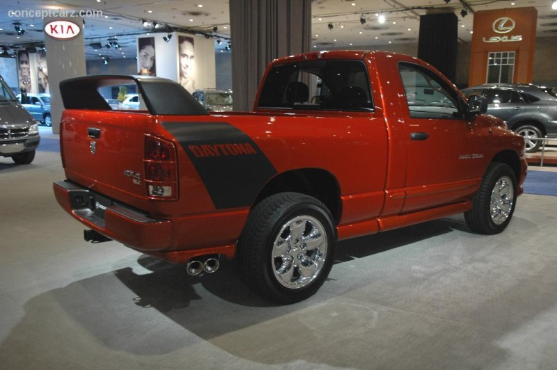 2006 Dodge Ram Daytona Image. Photo 2 of 17