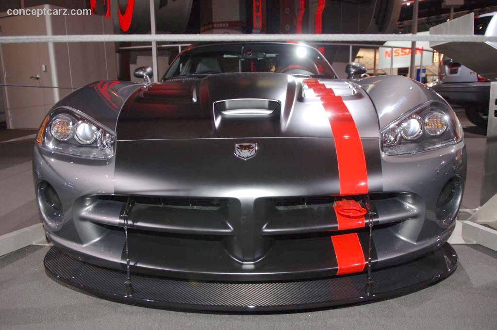 2008 Dodge Viper Srt10 Mopar Concept Coupe News And Information