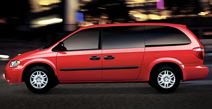 2006 Dodge Caravan History, Pictures, Value, Auction Sales, Research and News