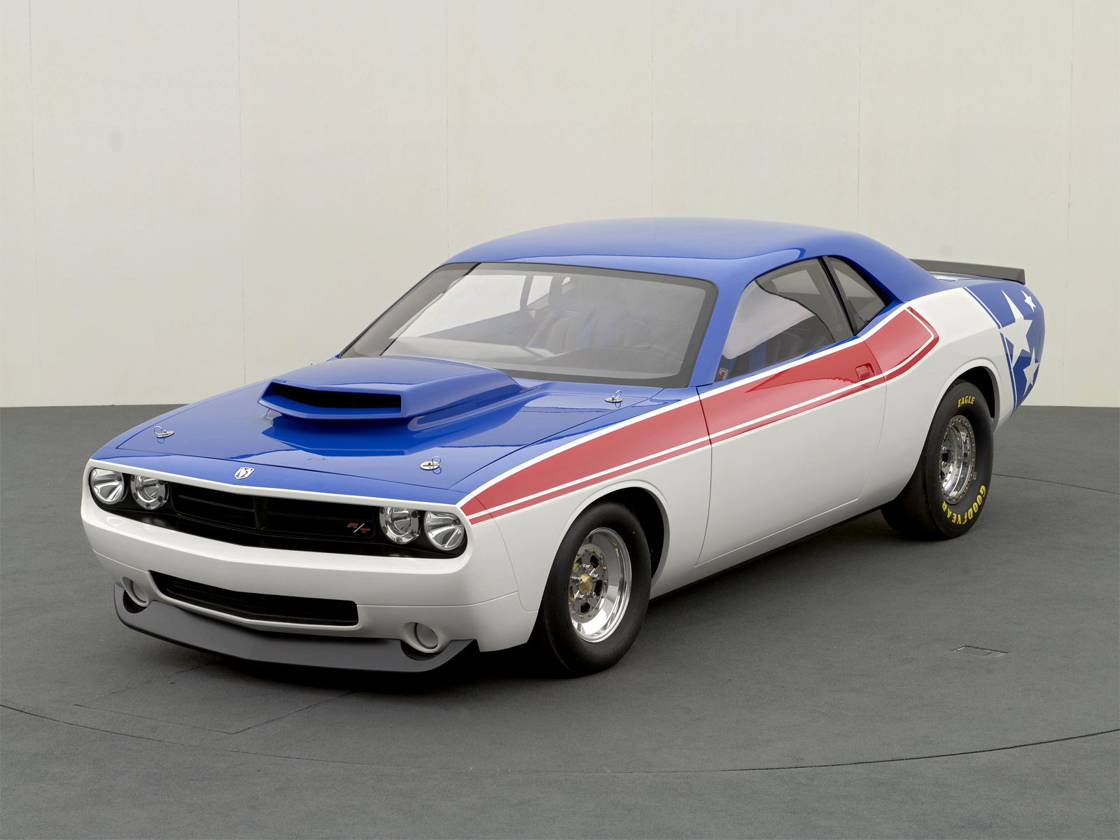 2006 dodge challenger super stock concept history pictures value auction sales research and news. Black Bedroom Furniture Sets. Home Design Ideas
