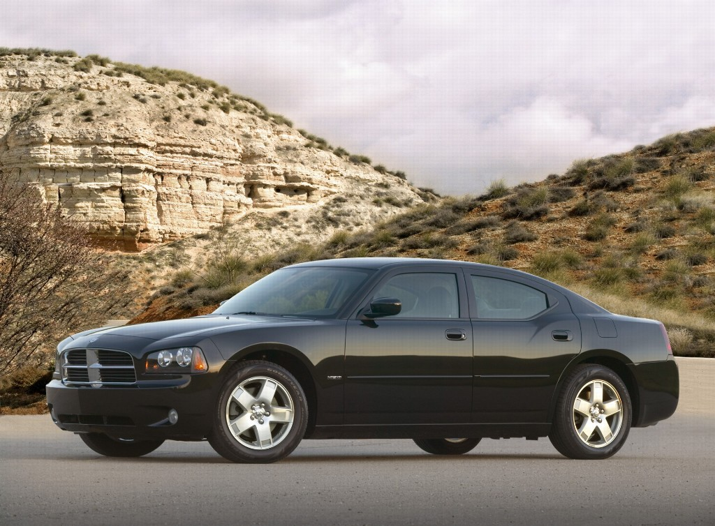 2007 Dodge Charger Pictures History Value Research
