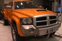 2005 Dodge Dakota Warrior image.
