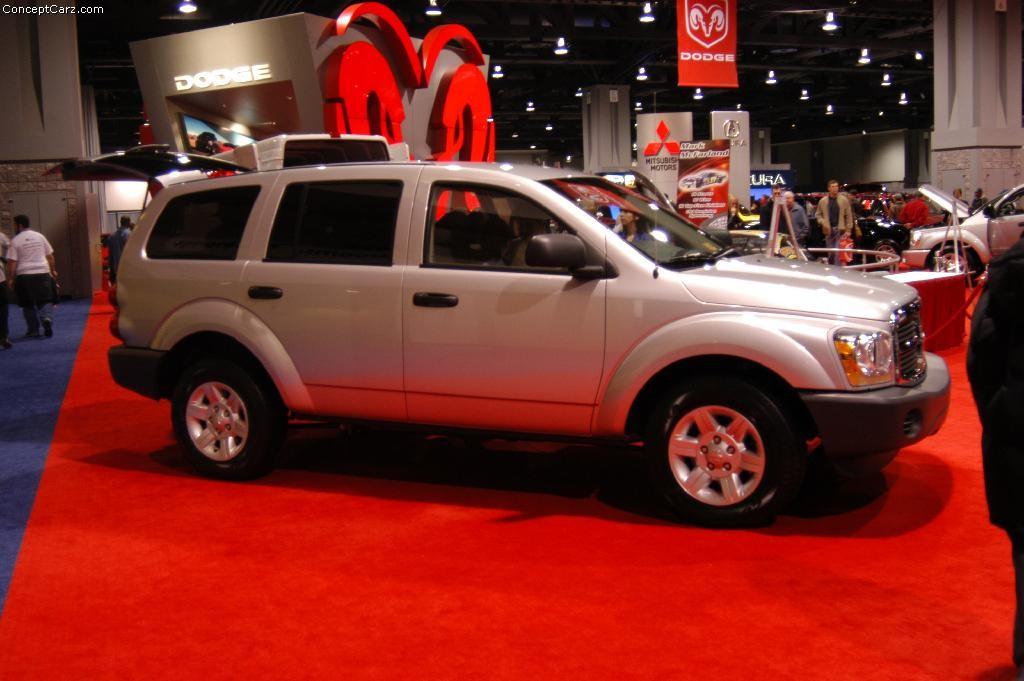 2009 Dodge Durango thumbnail image