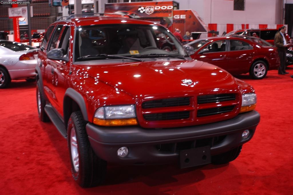 2003 Dodge Durango History, Pictures, Value, Auction Sales, Research and News