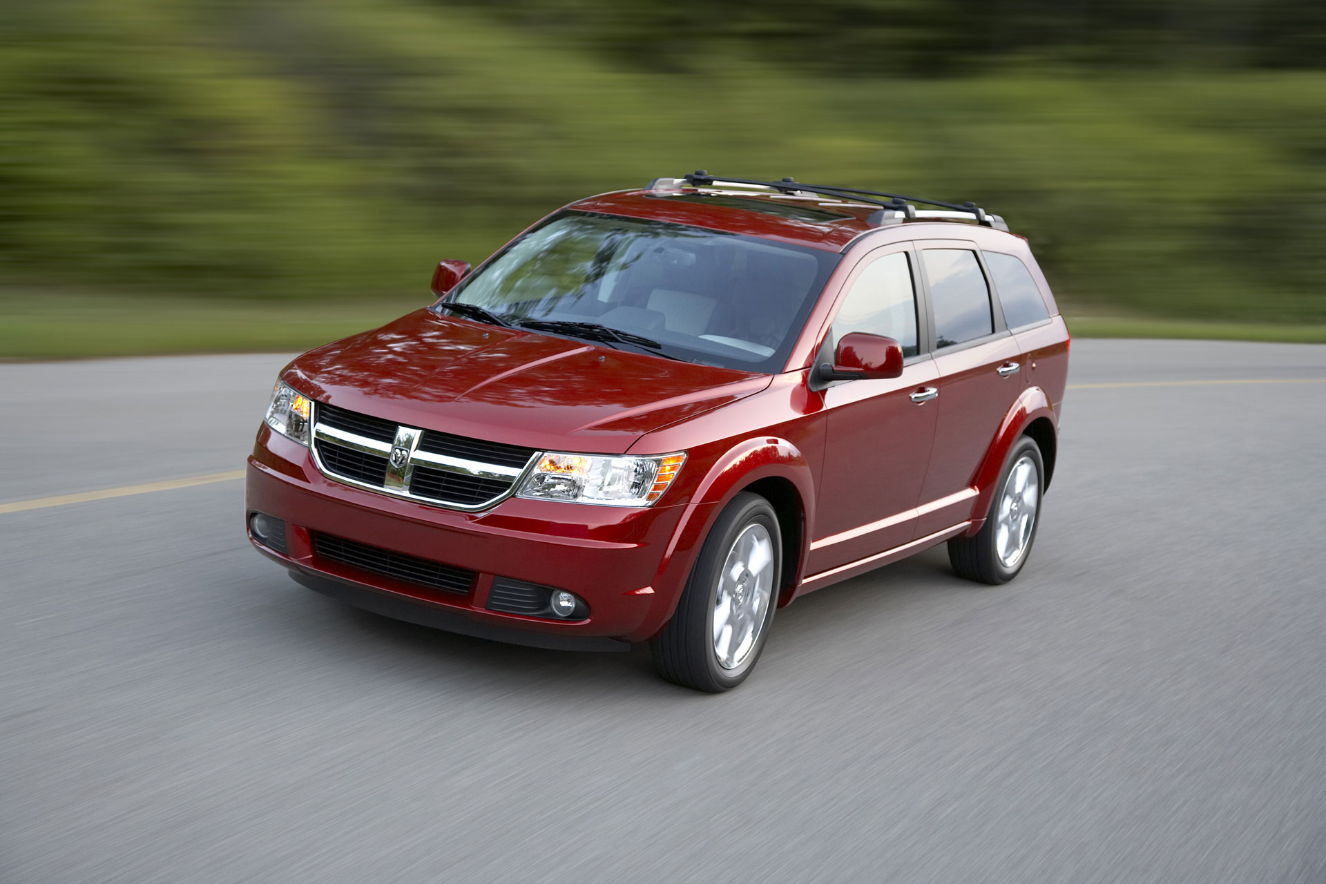 Dodge Journey Crossroad >> 2008 Dodge Journey News and Information, Research, and Pricing