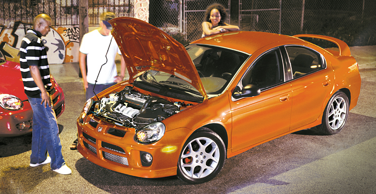 2006 dodge neon srt 4 history pictures value auction. Black Bedroom Furniture Sets. Home Design Ideas