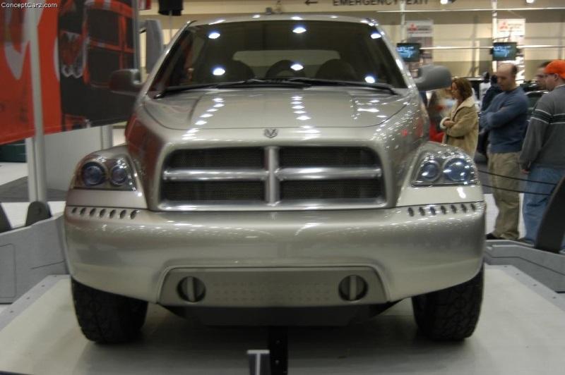 2001 Dodge Powerbox Concept Image Photo 1 Of 13