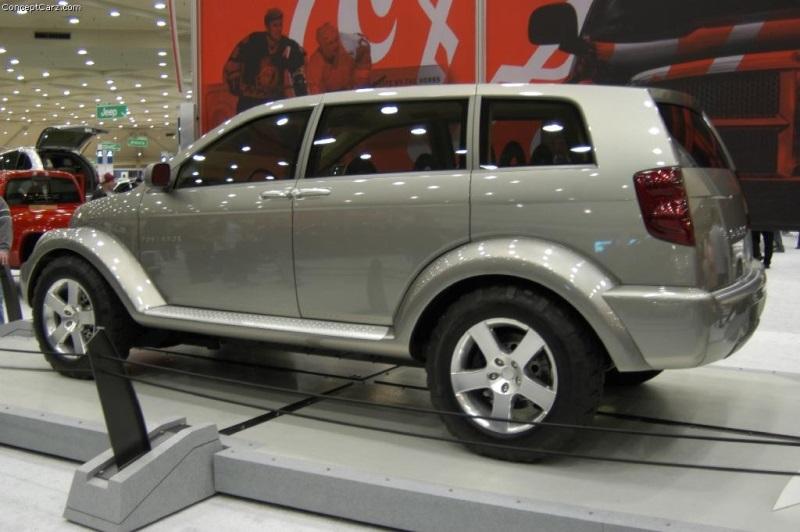 2001 Dodge Powerbox Concept Image Photo 3 Of 13
