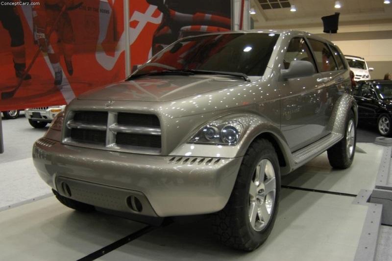 2001 Dodge Powerbox Concept Image Photo 2 Of 13