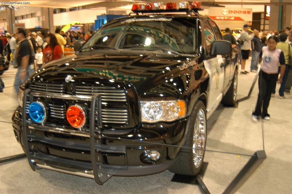 2002 Dodge Ram 1500 Ultimate Police Chief History