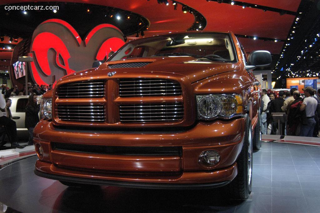 Ram 2500 Concept >> 2006 Dodge Ram Daytona History, Pictures, Sales Value, Research and News