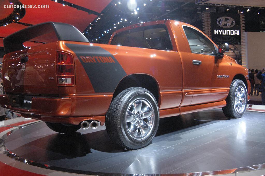 2006 Dodge Ram Daytona Image Https Www Conceptcarz Com