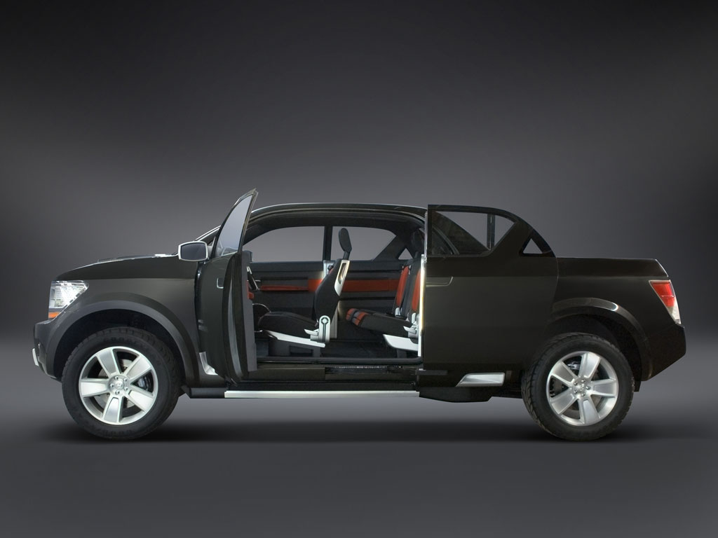 2006 Dodge R&age & 2006 Dodge Rampage Image. Photo 10 of 12
