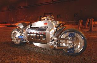 2003 Dodge Tomahawk Concept thumbnail image