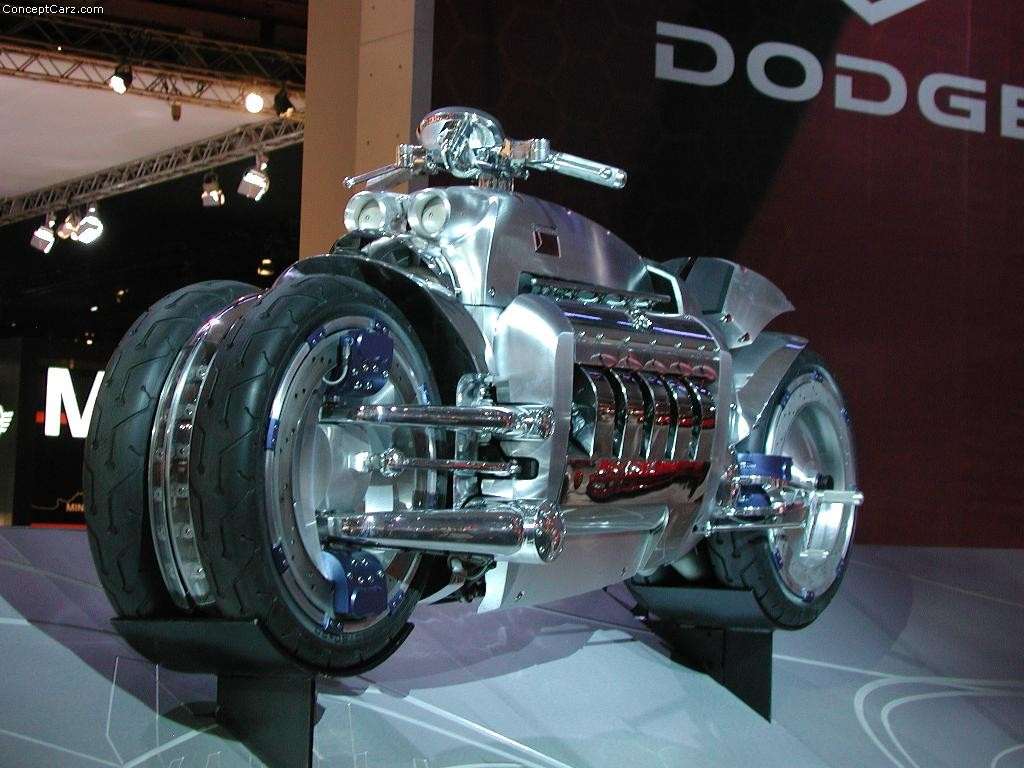 2003 Dodge Tomahawk Concept Image. Photo 47 of 79