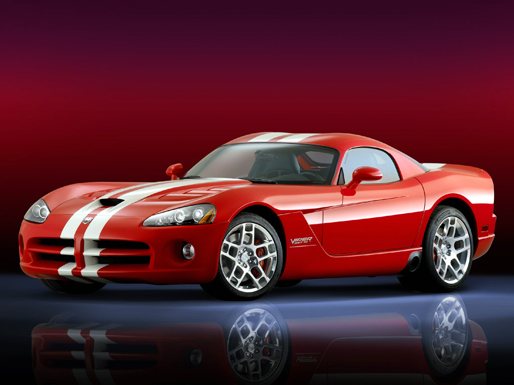 2008 Dodge Viper SRT-10 Coupe News and Information