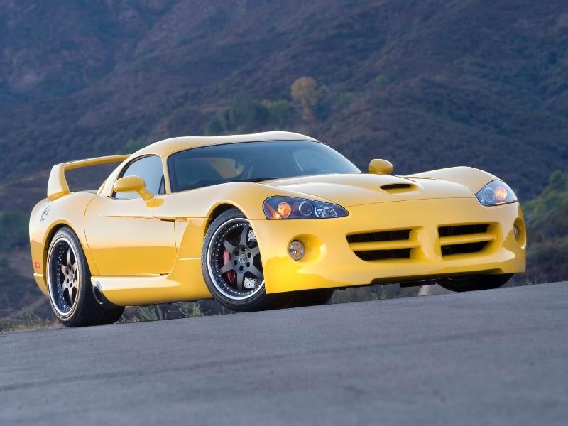 2007 Hennessey Venom 1000 Twin Turbo Viper SRT