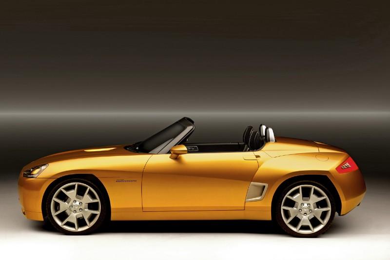 2007 Dodge Demon Concept History Pictures Value Auction Sales