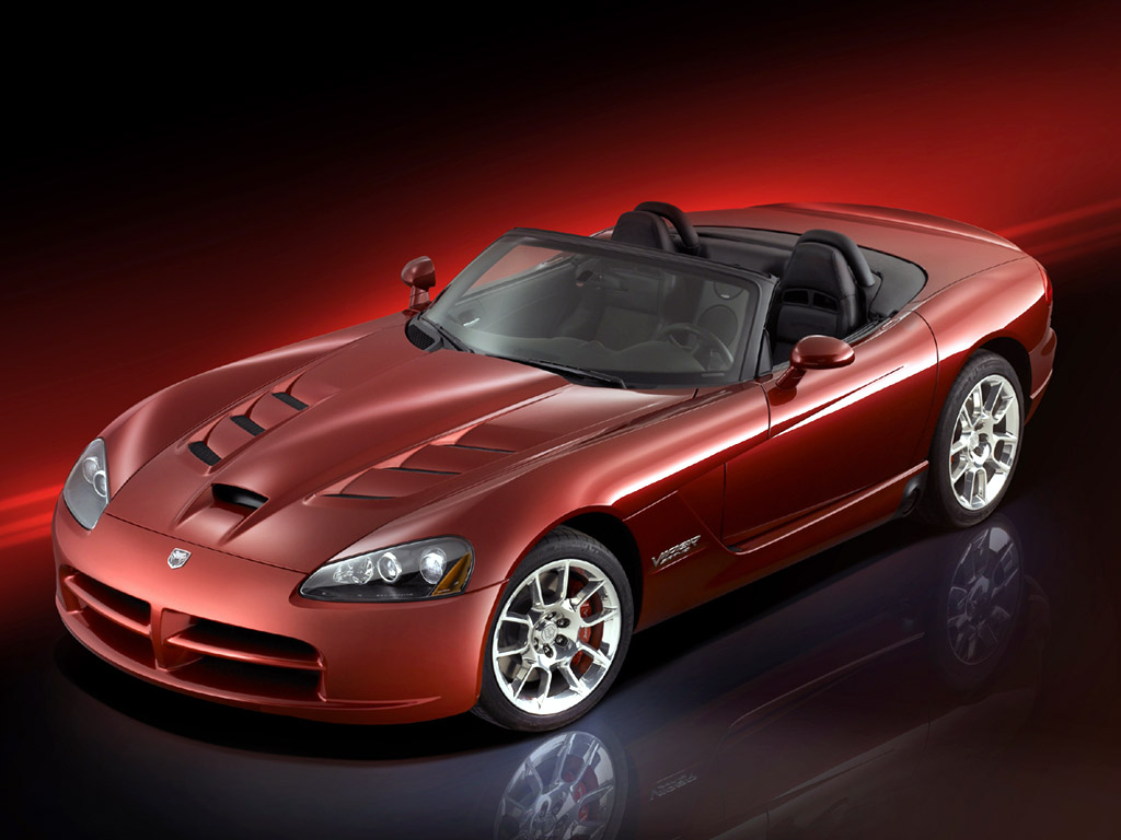 2008 Dodge Viper SRT-10 Roadster