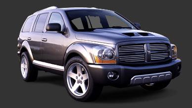 2003 Dodge Durango HEMI® RT Image. Photo 8 of 8