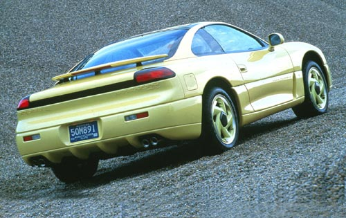 1995 Dodge Stealth R/T pictures and wallpaper