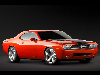 Popular 2006 Dodge Challenger Concept Wallpaper