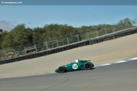 1960 Dolphin Formula Junior MKI.  Chassis number 009J