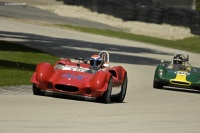 Early Historic Sports Racing Cars