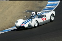 1961 Dolphin America.  Chassis number 9
