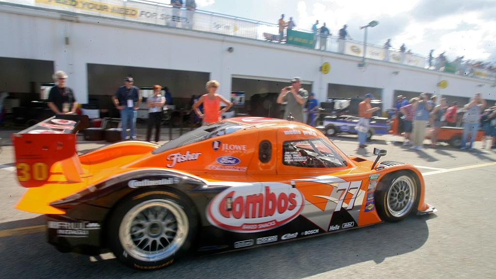 2005 Doran JE4 Grand Am Daytona Prototype