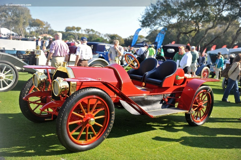 1907 Dragon Raceabout pictures and wallpaper