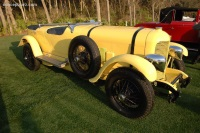 1930 DuPont Model G LeMans Speedster image.