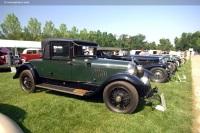 1922 Duesenberg Model A image.