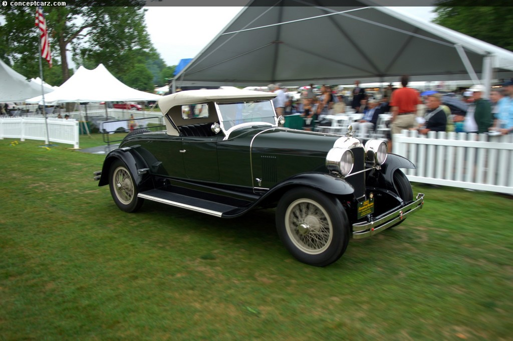 1923 Duesenberg Model A Image Chassis Number A 773