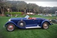 1927 Duesenberg Model X image.