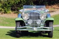 Duesenberg Model J SWB Convertible Coupe