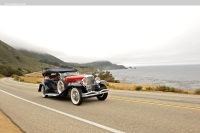1929 Duesenberg Model J.  Chassis number 2151
