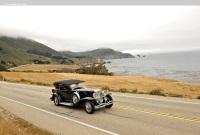 1929 Duesenberg Model J Murphy.  Chassis number 2196