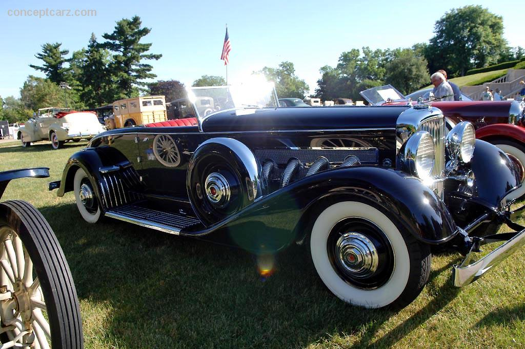 Mercedes Benz Indianapolis >> 1929 Duesenberg Model SJ Image. Chassis number 2268