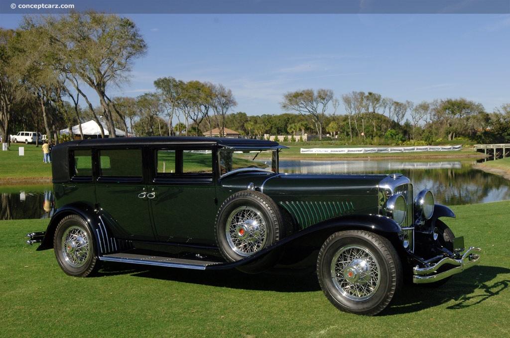 1930 Duesenberg Model J Image