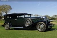 1930 Duesenberg Model J image.