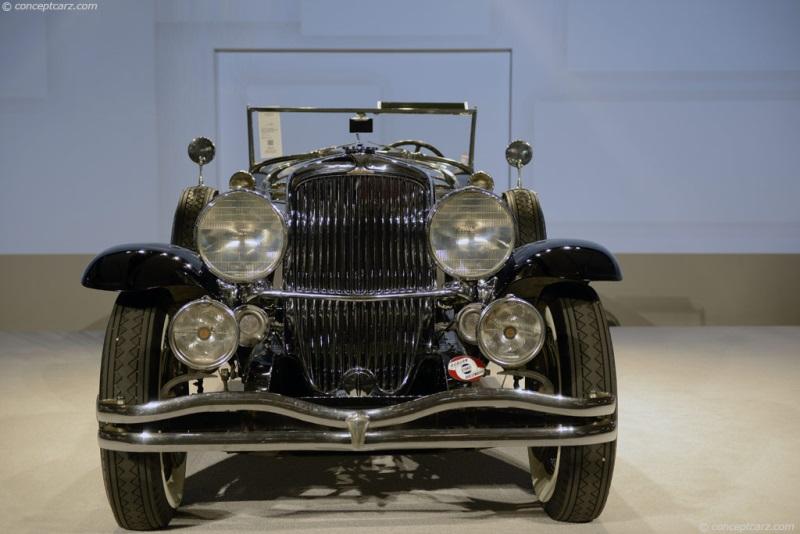 1930 Duesenberg Model J Murphy