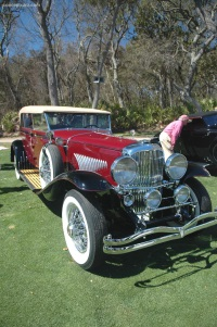 Duesenberg Model J Disappearing Top Sedan