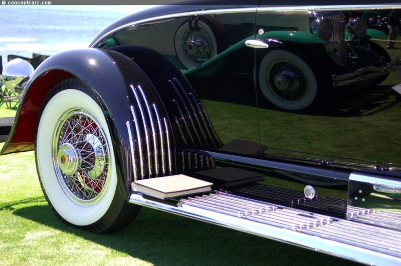 1931 Duesenberg Model J Murphy