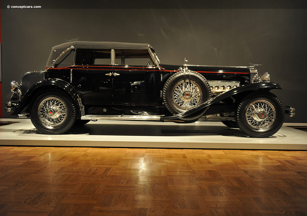 1931 Duesenberg Model SJ